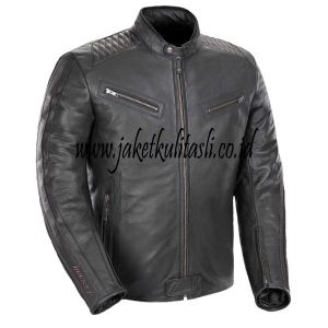Jaket Kulit Motor Asli JKM14