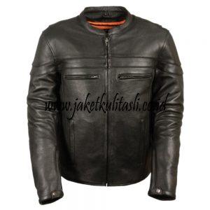 Jaket Kulit Motor Asli JKM6