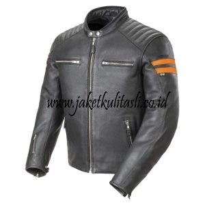 Jaket Kulit Motor Asli JKM9