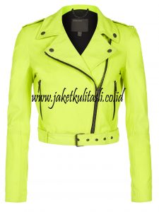 Jaket Kulit Asli Changcuters Wanita W108