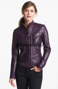 Jaket Kulit Asli Wanita W111