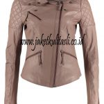 Jaket Kulit Asli Changcuters Wanita W117