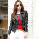 Jaket Kulit Asli Changcuters Wanita W20