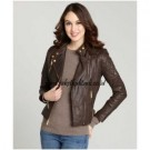 Jaket Kulit Asli Changcuters Wanita W32
