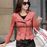 Jaket Kulit Asli Changcuters Wanita W63
