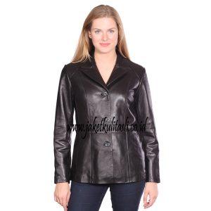 Jaket Kulit Asli Wanita W72