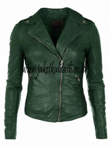 Jaket Kulit Asli Changcuters Wanita W96