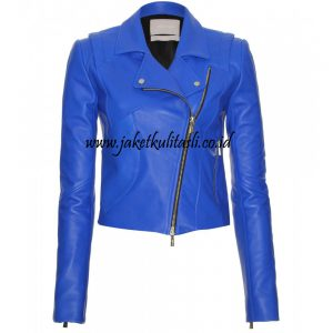 Jaket Kulit Asli Changcuters Wanita W97