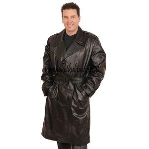 Mantel Jaket Kulit Asli A496