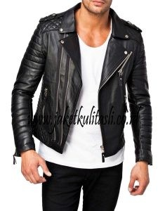Changcuters Jaket Kulit Asli A498