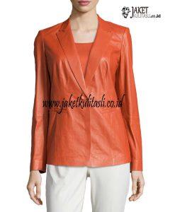 Jaket Kulit Wanita W145