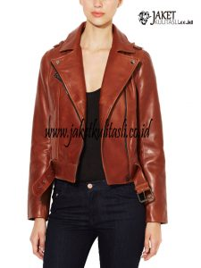 Jaket Kulit Changcuters Wanita W147