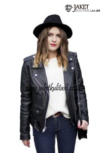 Jaket Kulit Changcuters Wanita W151