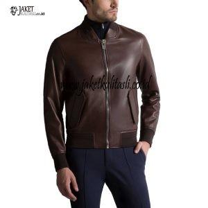 Jaket Kulit Pria A653