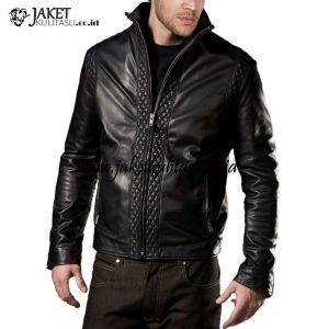 Jaket Kulit Pria A664