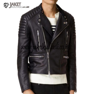 Jaket Kulit Ramones A672