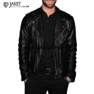Jaket Kulit Ramones A673