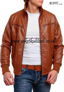 Jaket Kulit Pria Terbaru A750