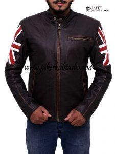 Jaket Kulit Pria Terbaru A752