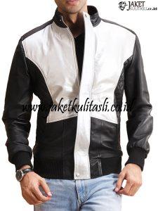 Jaket Kulit Pria Harian A846