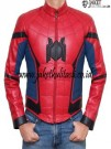 Jaket Kulit Hero Spiderman A878
