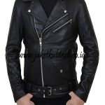 Jaket Kulit Rock N Roll A906