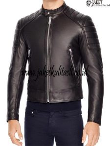 Jaket Kulit Slim Fit A943